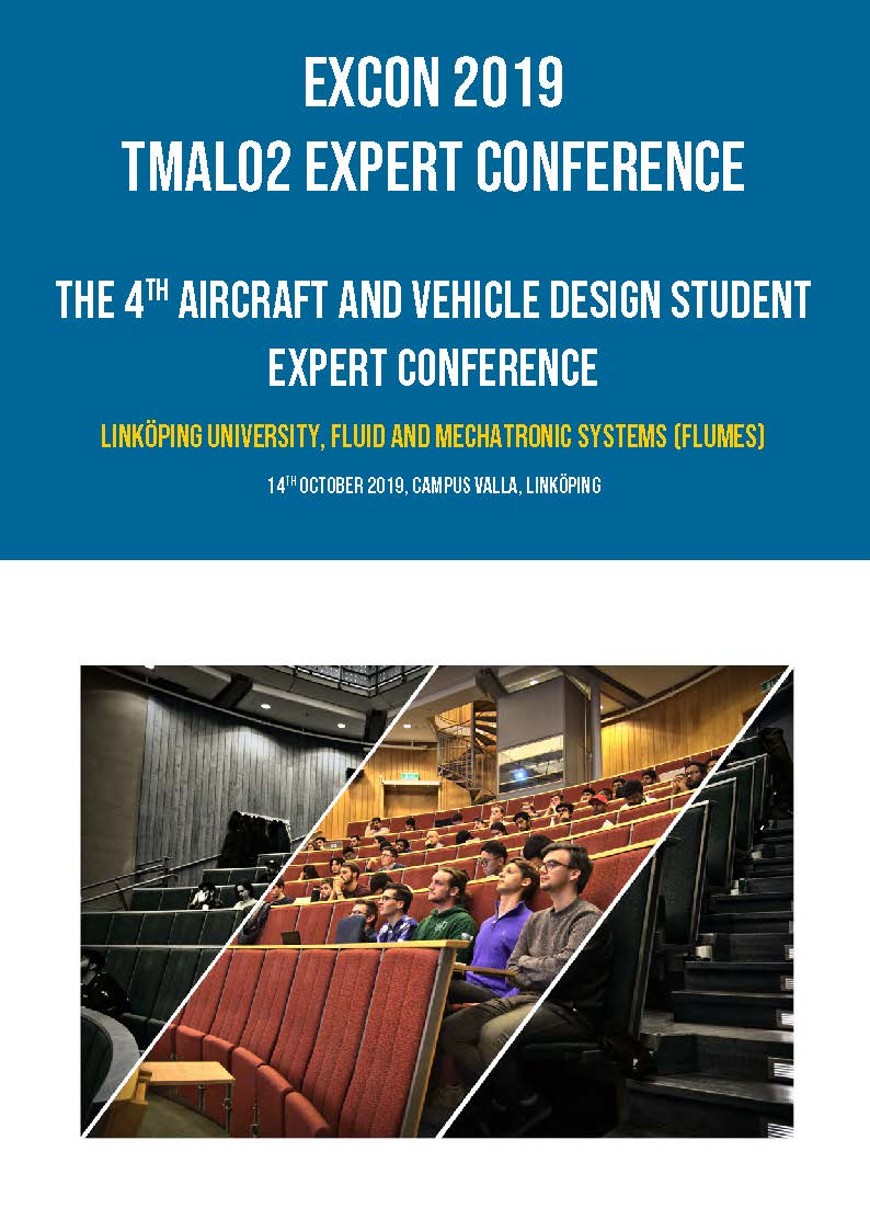 View Vol. 8 No. 4 (2019): Proceedings of the 4th TMAL02 Expert Conference, October 14, 2019, Linköping University, Linköping, Sweden